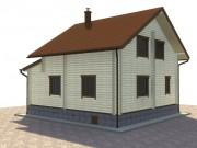 Проект Брейтово - Фасады